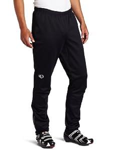 Pearl iZUMi Men's Elite Softshell Cycle Pant,Black,Small