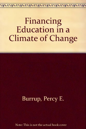 Financing Education in a Climate of Change (Fifth Ed.)