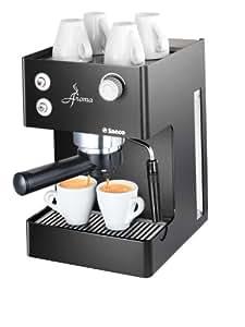 Saeco Aroma macchina da caffè espresso nera