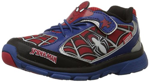 Stride-Rite-Ultimate-Spider-Man-Light-Up-Sneaker-ToddlerLittle-Kid