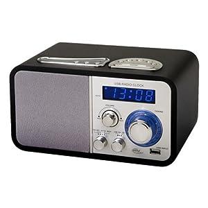 elta 3510n design radio mit usb anschluss. Black Bedroom Furniture Sets. Home Design Ideas