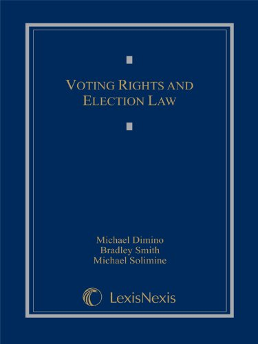 Voting Rights and Election Law