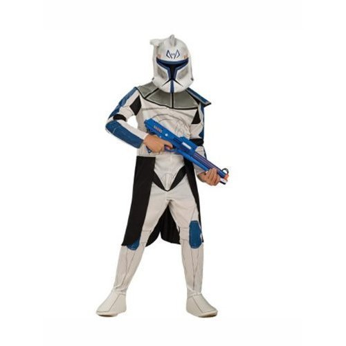 Clone Trooper Captain Rex Costume - Medium
