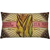 Koko Botanica Decorative Pillow - Zea Mays - 15