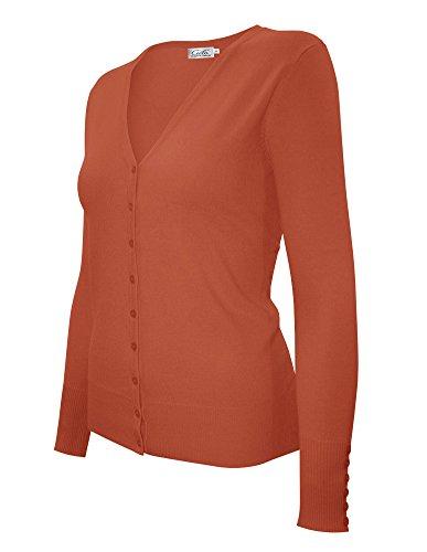 cielo-womens-knit-silk-soft-cardigan-sweater-v-neck-large-sw205-rust