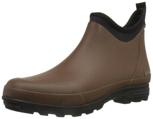 AIGLE LANDFAST 24275 Unisex - adulto Calzature per la pioggia, Marrone (Brown - Braun (brun)), 45