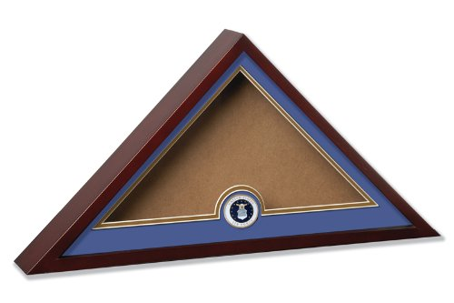 Allied Frame United States Air Force Flag Display Case (Flag Display Case Air Force compare prices)