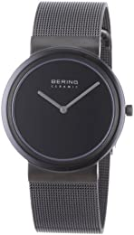 Bering Time Men's Slim Watch 10736-222 Ceramic