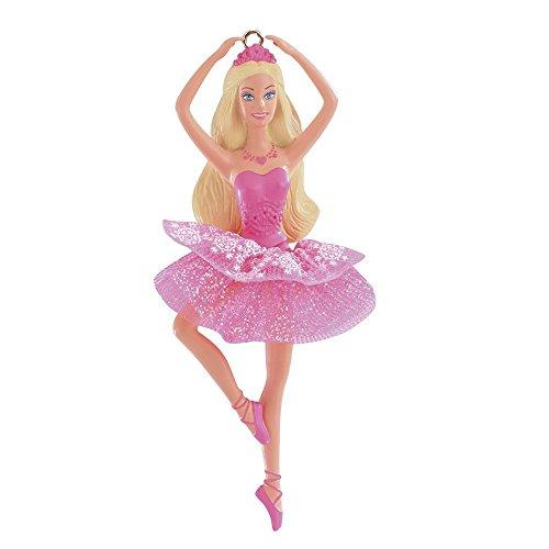 The Sugarplum Princess Barbie 2014 Carlton Heirloom Ornament