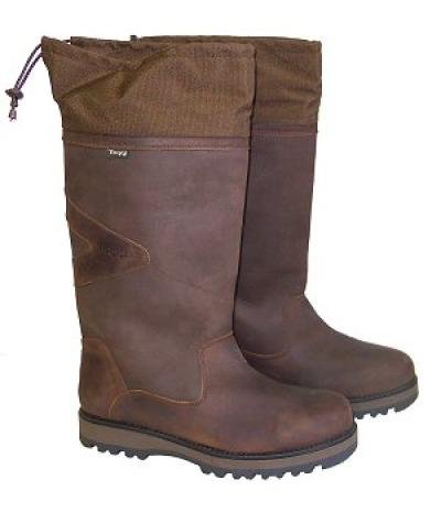 Toggi Columbus Boots Dark Copper size 39