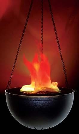 Rhode Island Novelty Hanging Flame Lamp