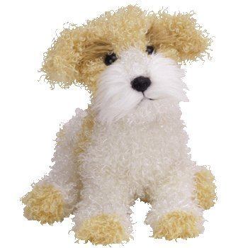 SCRAPPY the Dog - MWMT Ty Beanie Babies