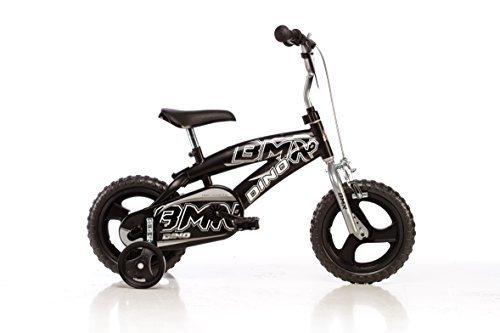 """BICI DINO BMX 12"""" EVA - BICICLETTA 3-5 ANNI"""