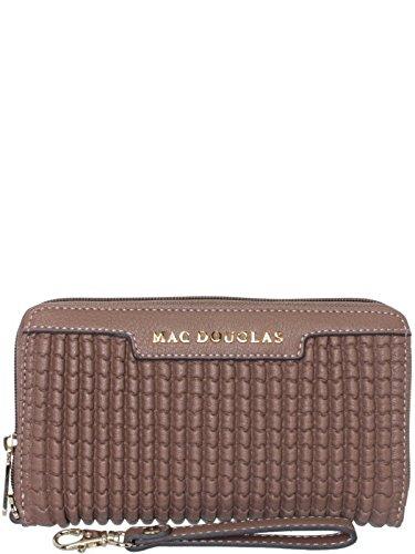 Mac Douglas , Portafogli  Donna, beige (grigio), 20x11x3