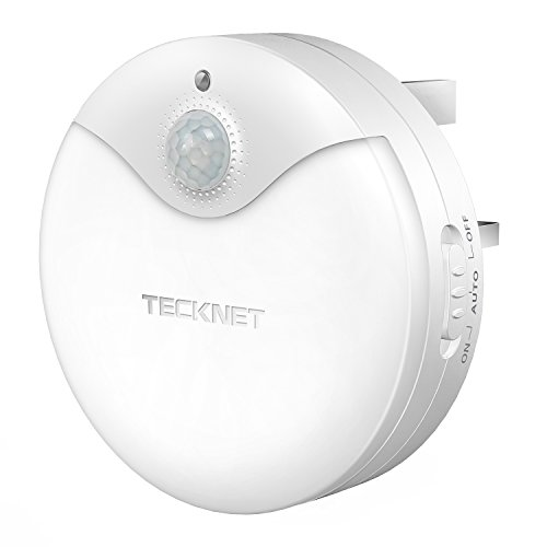 tecknet-long-life-plug-in-led-night-light-plug-and-play-automatic-wall-lights-low-energy-with-dual-m