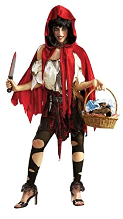 Little Dead Riding Hood Costume - Standard - Dress Size 10-12
