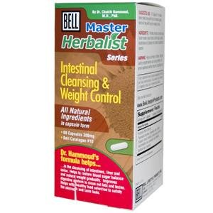 Bell Lifestyle Products Intestinal Cleansing And Weight Control 60 Caps