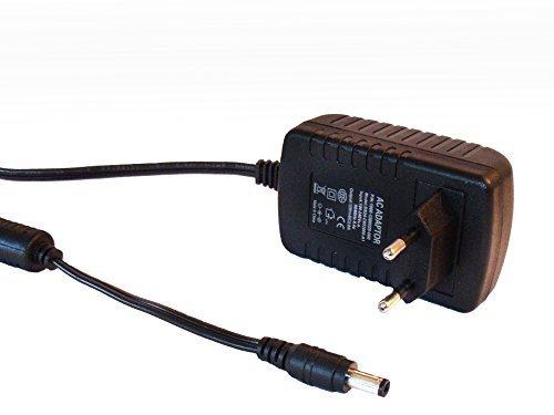 Adattatore trasformatore di alimentazione per tutti i dispositivi elettrici : 2000mAh 12V 2A- Per LED RGB Strip LD137 - per Router di Alice / per Telekom Speedport W303V W501V W502V W503V W504V W700V W701V W720V W721V W722V W900V W920V e moltri altri dispositivi come Stampante, Scanner, Fax, TFT & LCD Schermo