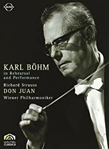 Karl Böhm - In Rehearsal and Performance
