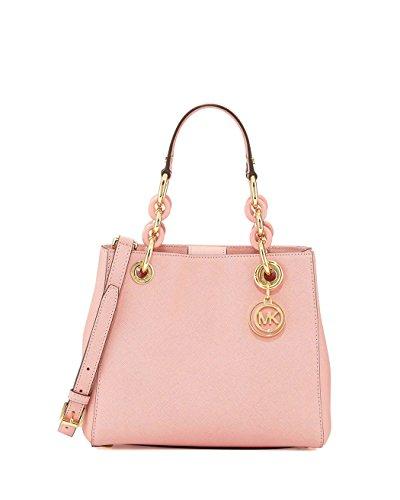 michael-michael-kors-womens-cynthia-small-satchel-pale-pink-one-size