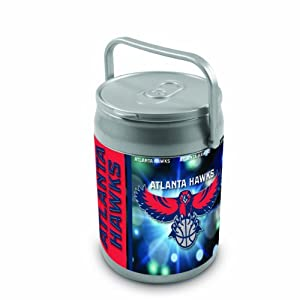NBA Atlanta Hawks Insulated Can Cooler by Picnic Time