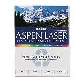 New-Boise BPL2411RC - ASPEN Laser Paper, 96 Brightness, 24lb, 8-1/2 x 11, W ....