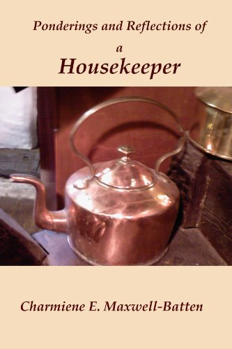 Ponderings and Reflections of a Housekeeper