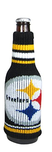 NFL Pittsburgh Steelers Krazy Kover Koozie, One Size from Mission Products Inc