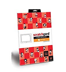 Original Scratchgard Anti-Glare Screen Protector for iBall Slide Brace X1