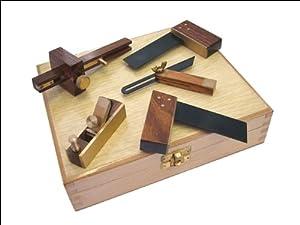 faithfull miniset5 mini outils pour la sculpture sur bois 5 pi ces import grande bretagne. Black Bedroom Furniture Sets. Home Design Ideas