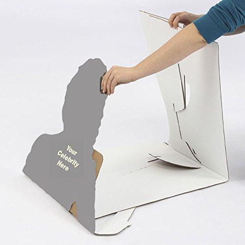 figurine carton rihanna chantante taille r elle se tient droite livraison gratuite royaume uni. Black Bedroom Furniture Sets. Home Design Ideas