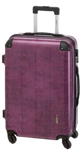 Koffer Trolley-Reisekoffer Hartschale 60 cm Stonewashed