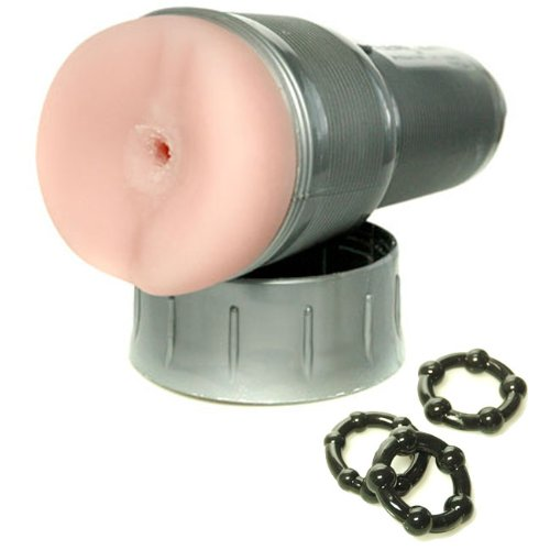 Fleshlight Butt Male Masturbator Sex Toy Kit