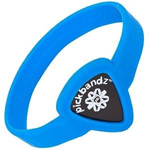 Pickbandz Bracelet American Blue Medium/Large - Guitar Pick Holder Bracelet