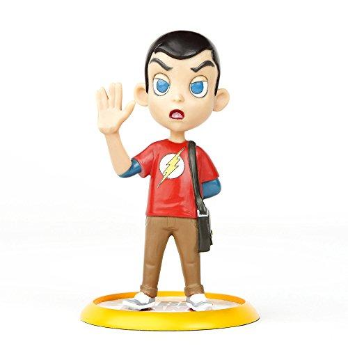 Quantum Mechanix Big Bang Theory Sheldon Q-Pop Toy Figure