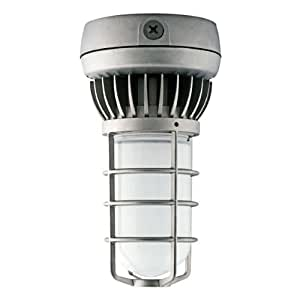 rab vxled26ydg 26 watt led vapor proof ceiling light