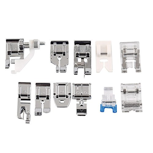 1 Set 11pcs Low Shank Sewing Machine Foot Feet For Home Sewing Machine (Sewing Machine 9100 compare prices)