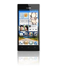 Huawei Ascend P2 Smartphone (11,9 cm (4,7 Zoll) Touchscreen, 13 Megapixel, 16 GB Interner Speicher, Android 4.1 (Jelly Bean)) weiß