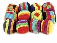 Hackey Sacks Knitted Kick Balls (Pack…