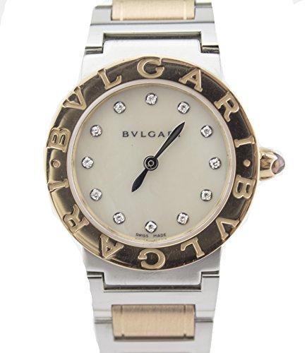 Bvlgari Bvlgari Bvlgari quartz womens Watch BBL P 26 SG (Certified Pre-owned)