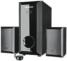 Speedlink Gravity X-XE 2.1 Lautsprechersystem schwarz ab 49,90 Euro inkl. Versand
