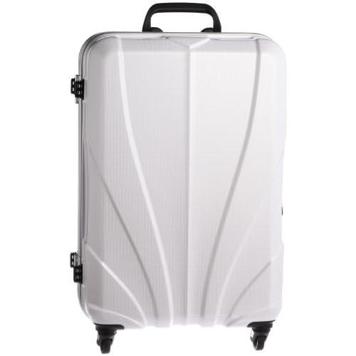 [フルボデザイン] Furbo design Delight FB0811 超軽量 キズに強い。63リットル 3辺合計139.5cmミドルサイズ FB-08-11CKWT WHITE (WHITE)