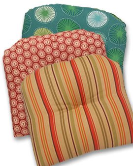 Wicker Seat Cushion