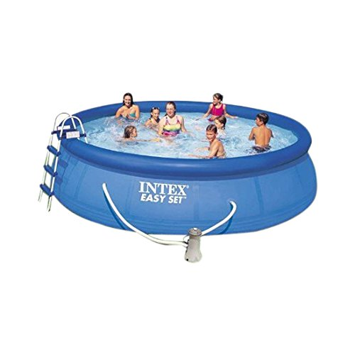 Swimmingpool im garten for Rundpool set angebot