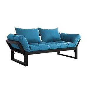 fresh futon edge convertible futon sofa bed