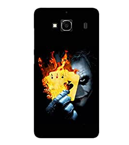 Doyen Creations Designer Printed High Quality Premium case Back Cover For Xiaomi Redmi 2S