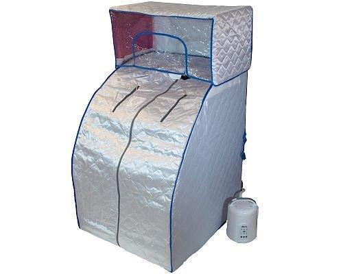 Uzman-Versand Portable Dampf Sauna Dampfsauna Heimsauna für akne pickel