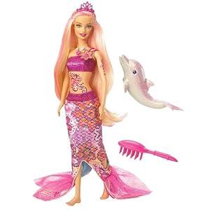 Barbie - R6847 - Poupée - Sirène Surfeuse Merliah