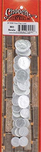Chooch Enterprises #7258 Gondola Your Pay Load Funny Money - 1