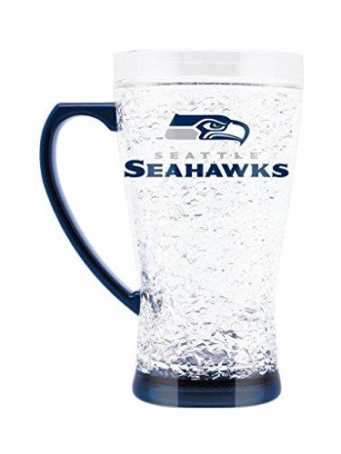 NFL-Seattle-Seahawks-LFM126-Crystal-Flared-Mug-16-Ounce